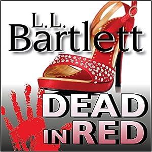 Dead in Red Audiobook