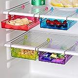 Bluelover-Multipurpose-Frigo-bagagli-cassetto-scorrevole-Frigorifero-risparmiatore-dello-spazio-dellorganizzatore-Shelf