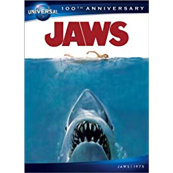 Jaws [DVD + Digital Copy + UltraViolet] (Universal's 100th Anniversary)