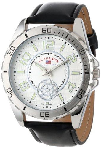 U.S. Polo Assn. Classic Men's US5159 Silver Dial