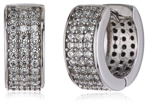 Pasionista - 605685 - Boucles d'oreille Femme - Argent 925/1000 - zirconium