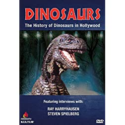 Dinosaurs: History of Dinosaurs in Hollywood