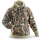 Guide Gear Hooded Pullover Sweatshirt Mossy Oak Break - Up Infinity