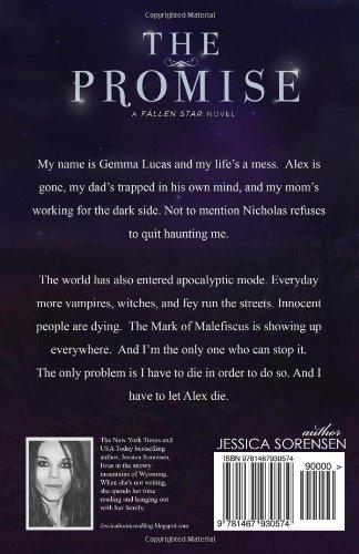The Promise: Fallen Star Series: Volume 4