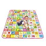 Hee Grand Baby Kid Toddler Crawl Mat Playing Carpet Playmat G