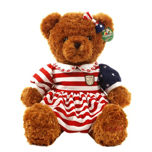 70Cm Stuffed Animals Classic Teddy Bear For Girls Personalized Gifts front-556614