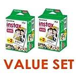 Fujifilm Instax Mini Instant Film, 2...
