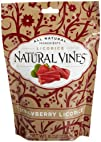 Natural Vines Strawberry Licorice 8-Ounce Bags Pack of 6
