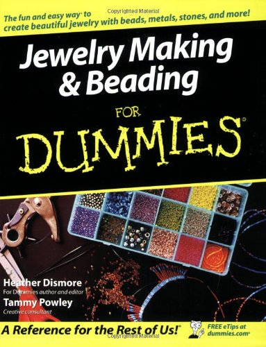 Jewelry Making & Beading For Dummies front-341210