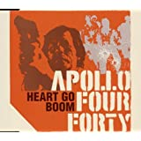 "Heart Go Boomvon ""Apollo Four Forty"""