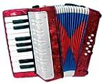 Scarlatti Child's Accordion - Red