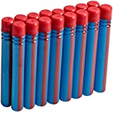 BOOM Co darts 16pck blue/red