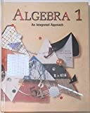 img - for Algebra 1: An Integrated Approach book / textbook / text book