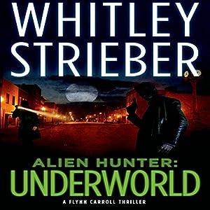 Alien Hunter: Underworld Audiobook