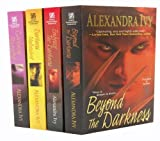 Alexandra Ivy Alexandra Ivy Guardians of Eternity 4 Books Collection Set (Embrace the Darkness, Darkness Unleashed, Darkness Revealed, Beyond the Darkness)