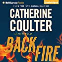 Backfire: FBI Thriller #16 Audiobook by Catherine Coulter Narrated by Jim Meskimen, Deanna Hurst