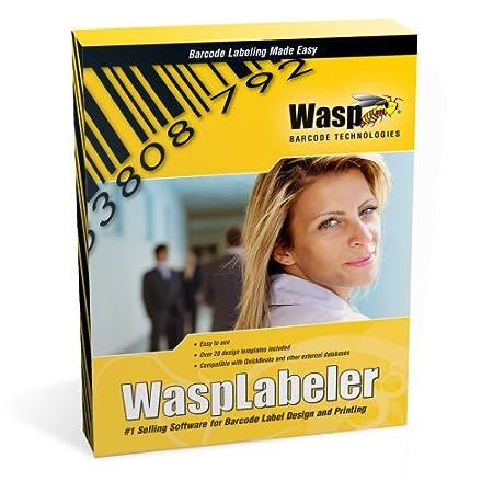 Wasp Labeler - Barcode Label Design Software [Old Version]