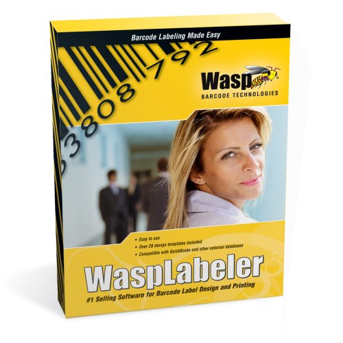 Wasp Labeler - Barcode Label Design Software
