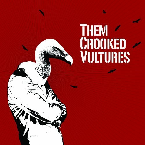 Them Crooked Vultures by DGC/Interscope (2009-11-17)
