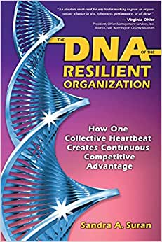 The DNA Of The Resilient Organization: How One Collective Heartbeat Creates Continuous Competitive Advantage