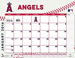 Turner Angels 2016 Desk Calendar, January-December 2016, 22 x 17\