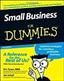 Small Business For Dummies (0470177470) by Eric Tyson
