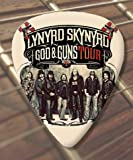 Lynyrd Skynyrd God & Guns Tour Premium Guitar Pick x 5 Medium