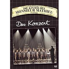 Les Choristes : Live au palais des Congrès - DVD