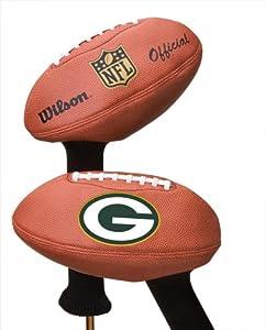 Wilson Green Bay Packers Football Golf Club Headcover