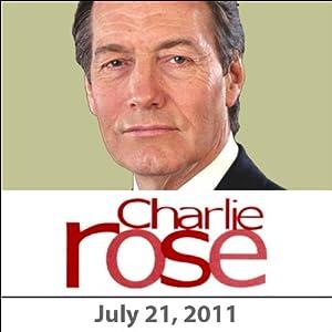 Charlie Rose: Tom Donilon, July 21, 2011 Radio/TV Program