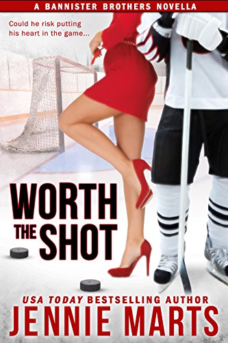 Worth The Shot by Jennie Marts ebook deal