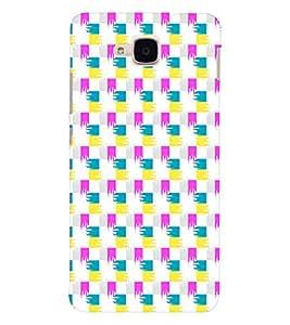 EPICCASE funky grass Mobile Back Case Cover For Huawei Honor 5c (Designer Case)