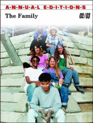 Family (Annual Editions: Family)