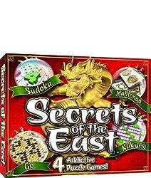Secrets of the East - Jewel Case (PC)
