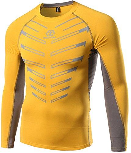 whatlees-urban-da-uomo-basic-sports-t-shirts-muskelshirt-in-diversi-colori-b085-yellow-x-large