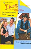 img - for The Cash-Strapped Cutie / Keepsake Cowboy (Harlequin Duets, No 38) book / textbook / text book