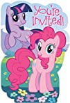 My Little Pony Invitations (8) Invite…