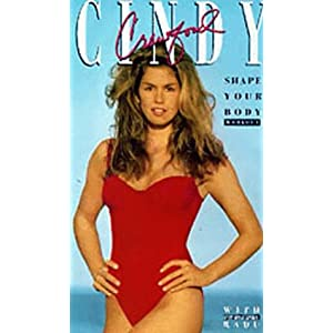 Cindy Crawford exercise dvd