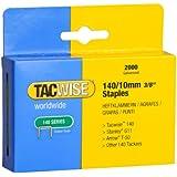 Tacwise Heavy Duty 140 TypeStaples 10mm (2000)
