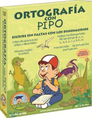 ORTOGRAFÍA CON PIPO