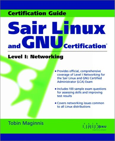 Sair Linux and GNU Certification Level I, Networking
