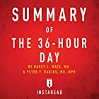 Summary of The 36-Hour Day by Nancy L. Mace and Peter V. Rabins: Includes Analysis Hörbuch von  Instaread Gesprochen von: Susan Murphy