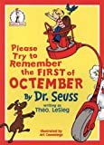 Please try to remember the first of octember! /