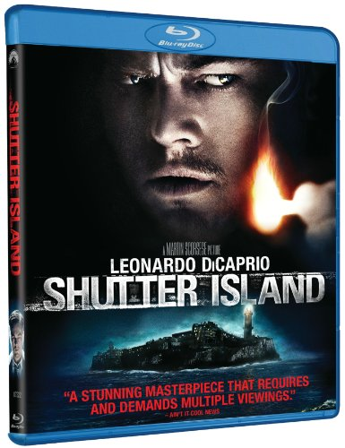 Cover art for  Shutter Island [Blu-ray]