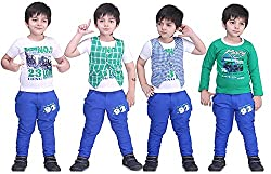 Bad Boys 7 IN 1 Baba Suit Combo Set.