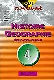 echange, troc Collectif - Histoire - Géographie - Education civique, 4ème