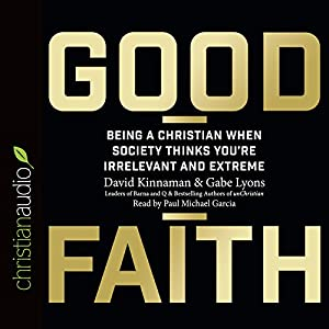 Good Faith Audiobook
