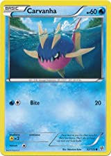 Pokemon - Carvanha (32/135) - BW - Plasma Storm