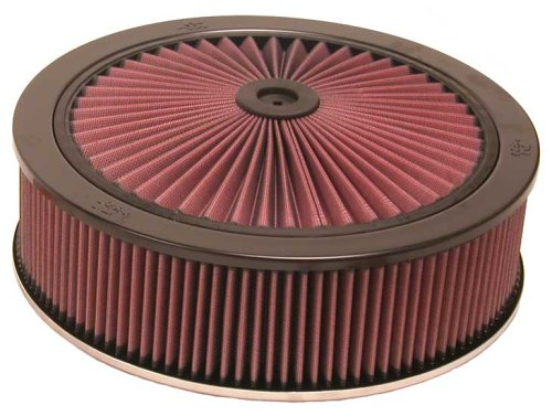 Spectre Performance 98363 Xtraflow Cowl Hood Tray Air Cleaner with Blue hpR Filter