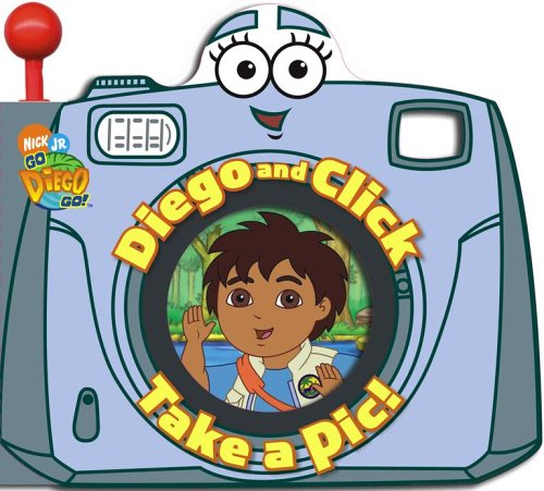Diego And Click Take A Pic! (Go, Diego, Go!)